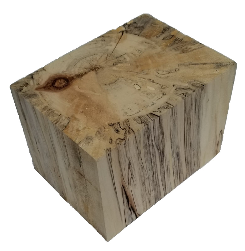 Basswood Wood Block