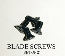 E Z Log Tenon Cutter Replacement Blade Screws Set Of 2