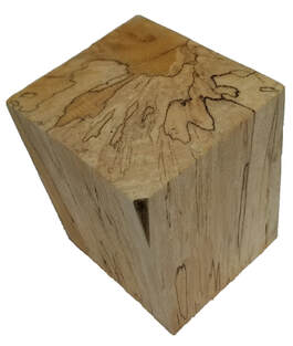 Rectangle Basswood Chunk