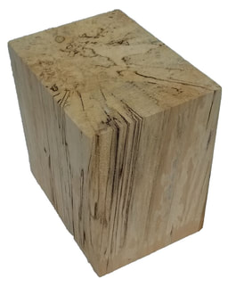 Basswood Beam Block