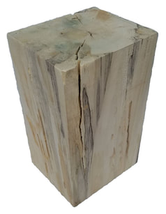 rustic wood block Picture