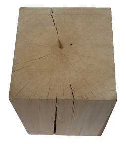 Large Basswood Block